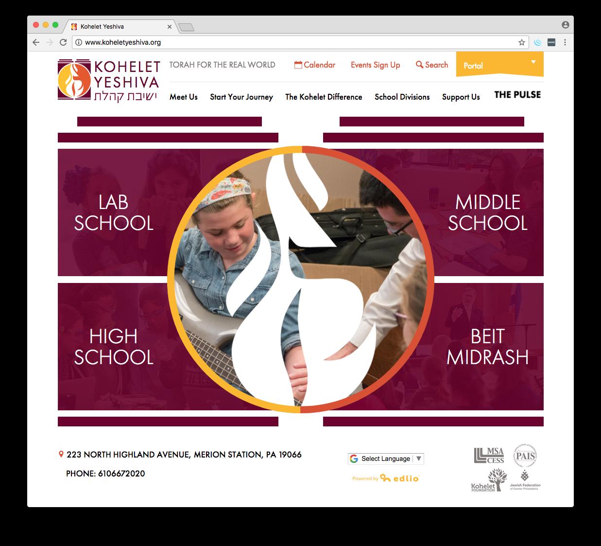 School Website Design of the Week: 12/6/2017 - Edlio Blog